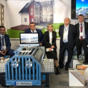 Echipa Unic Rotarex® la London Build 2018